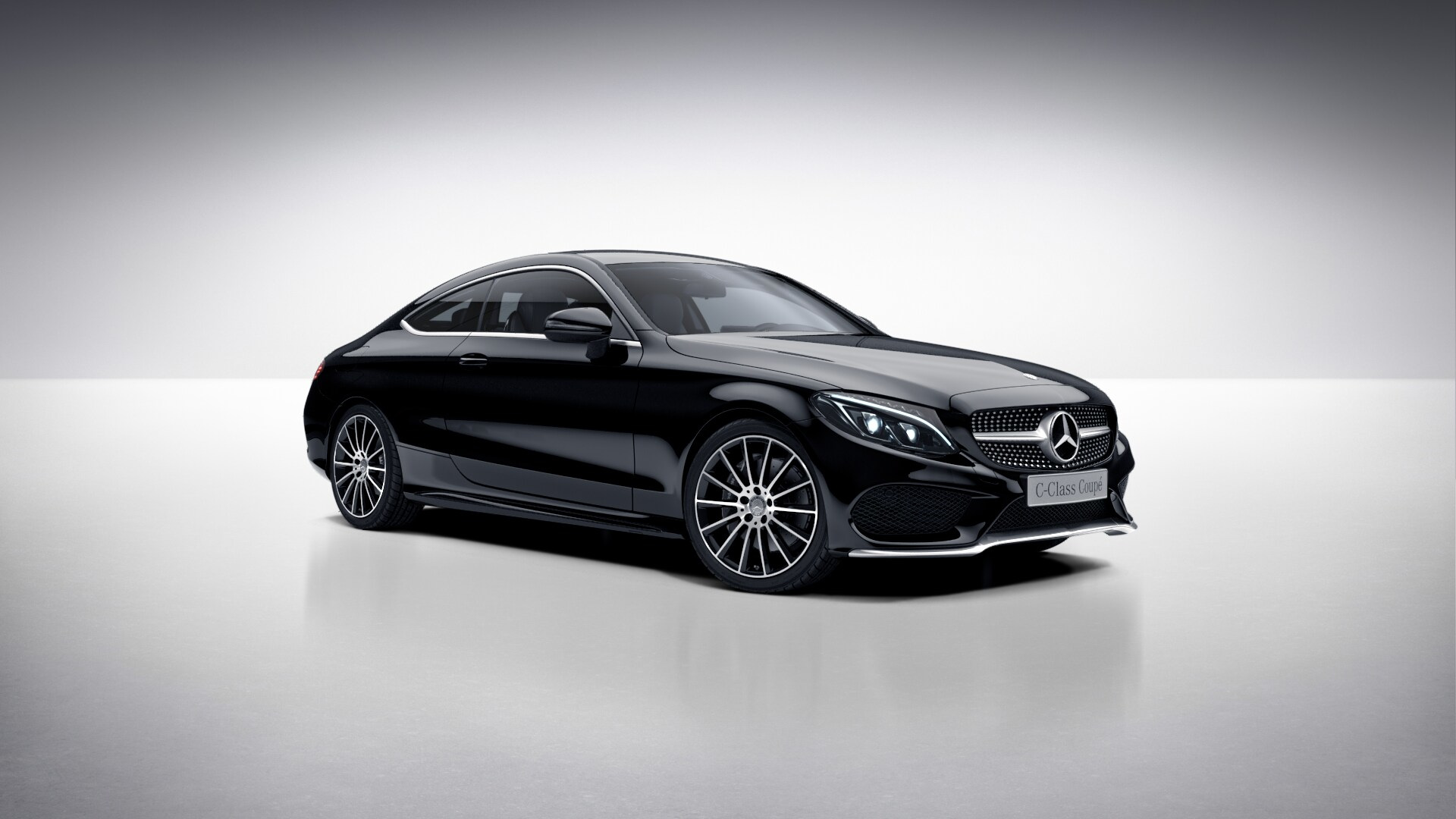 New 2017 mercedes benz c class c300 2 door coupe 1737650 mercedes benz of canada new and cpo