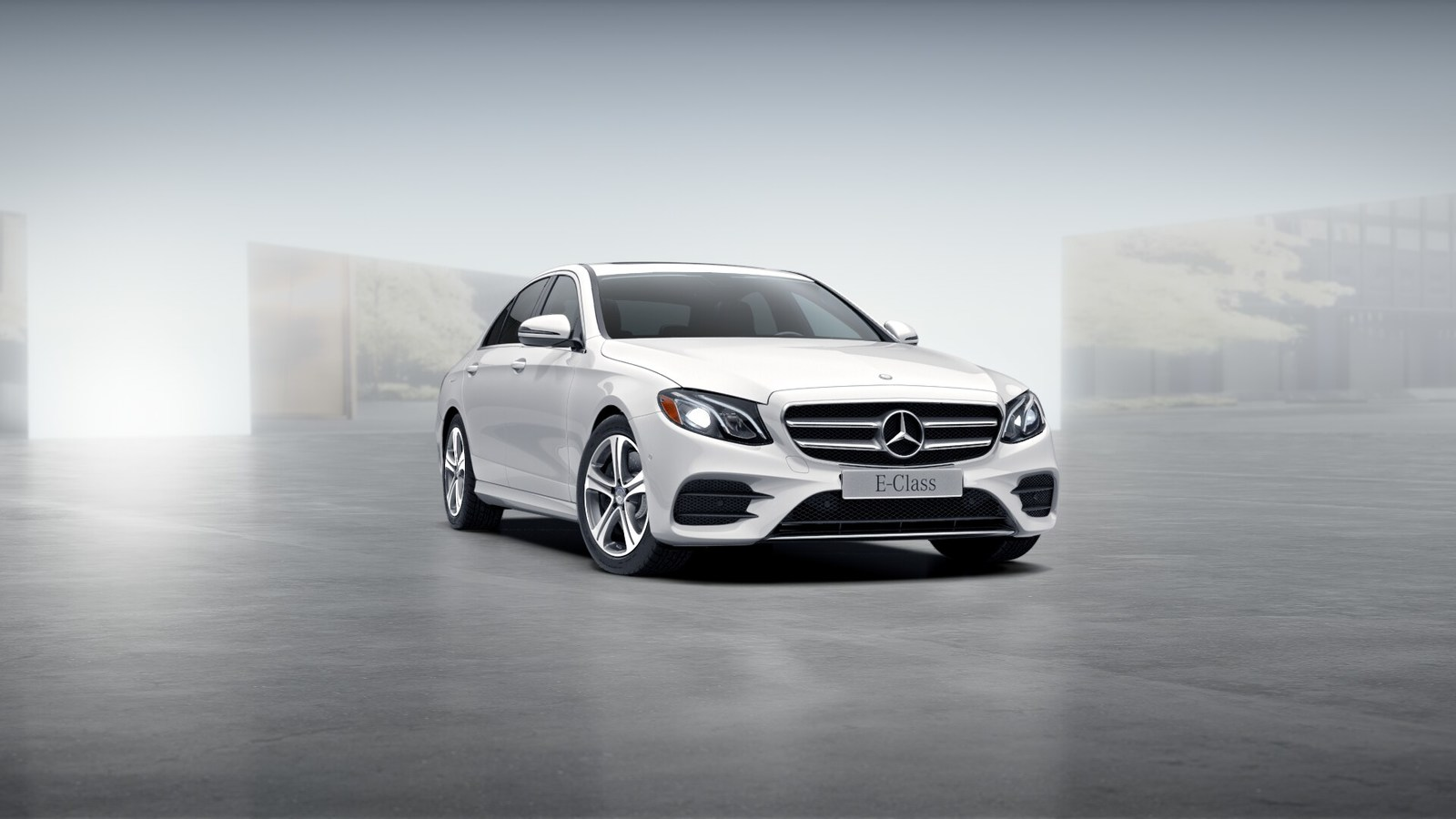 New 2017 mercedes benz e class e400 4 door sedan in st for Performance mercedes benz st catharines