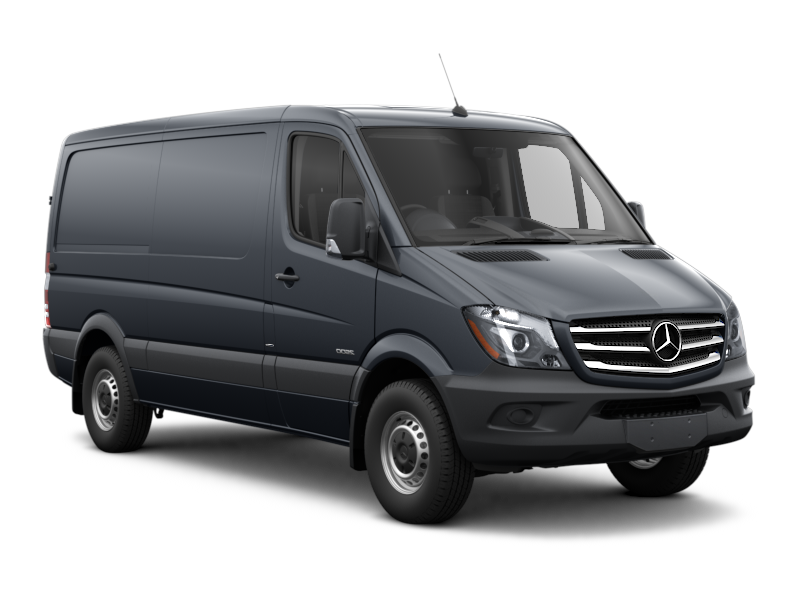 Demo 2016 mercedes benz sprinter 2500 cargo sprinter v6 for Mercedes benz sprinter canada