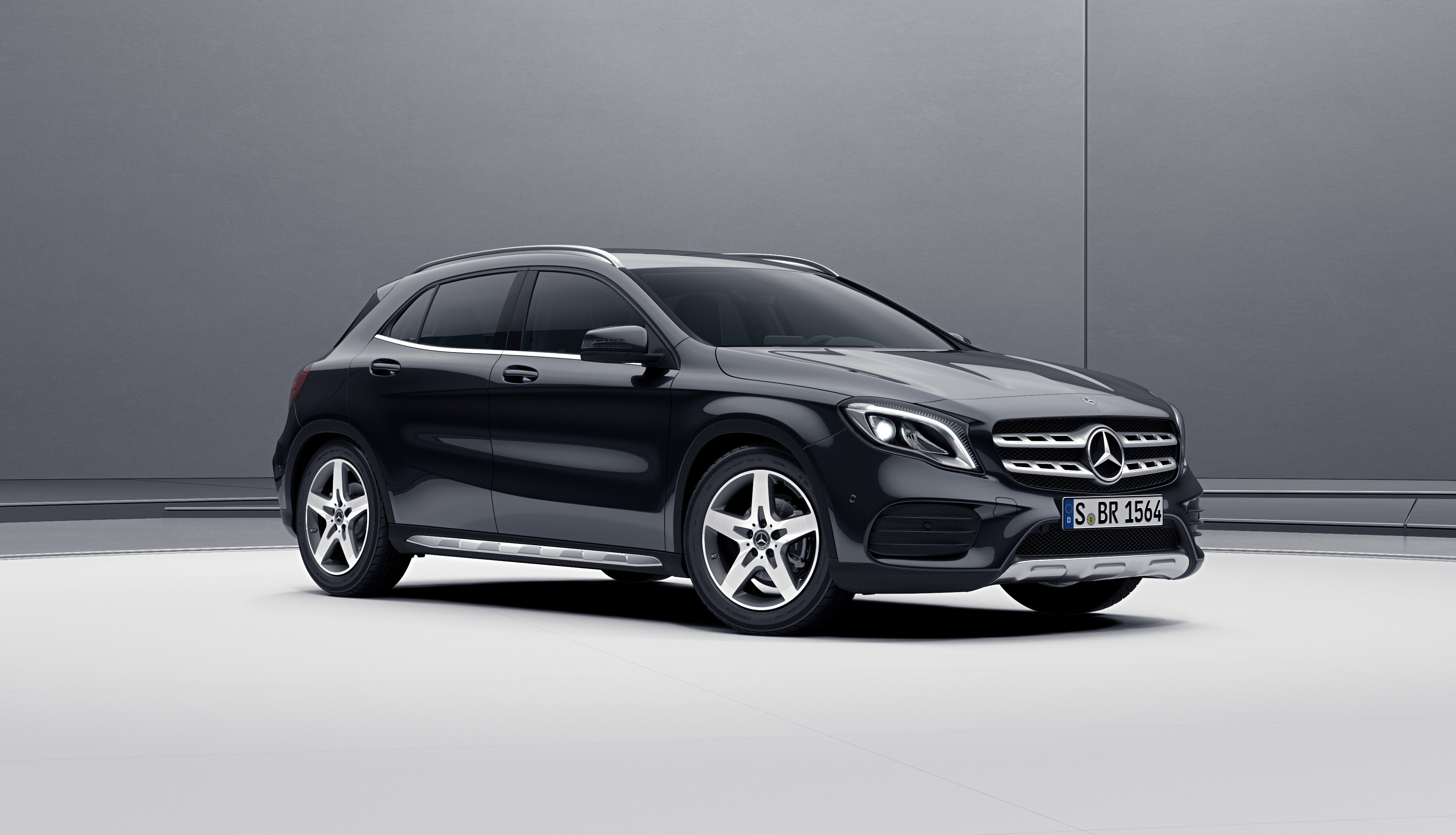 Certified pre owned 2017 mercedes benz gla gla250 suv in for Black owned mercedes benz dealerships