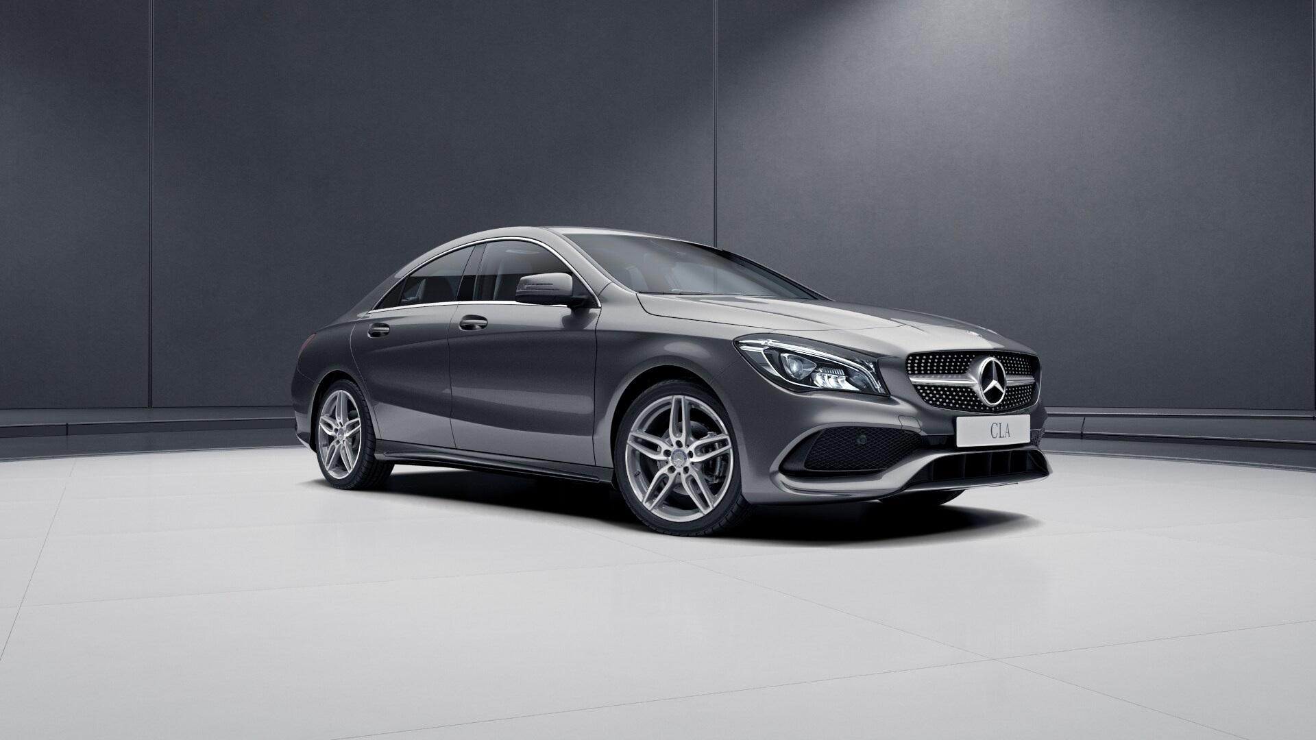 Demo 2017 mercedes benz cla cla45 amg coupe 178128 for Mercedes benz cla45 amg price