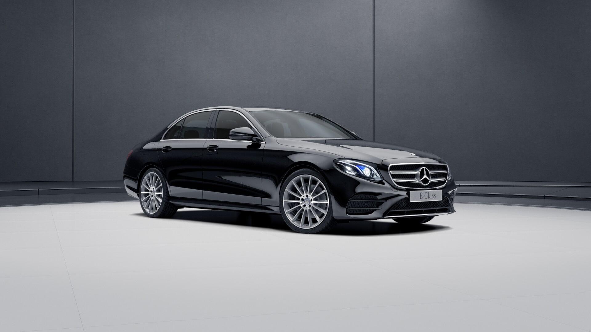 Demo 2017 mercedes benz e class e300 sedan 7ec20758 for Mercedes benz e300
