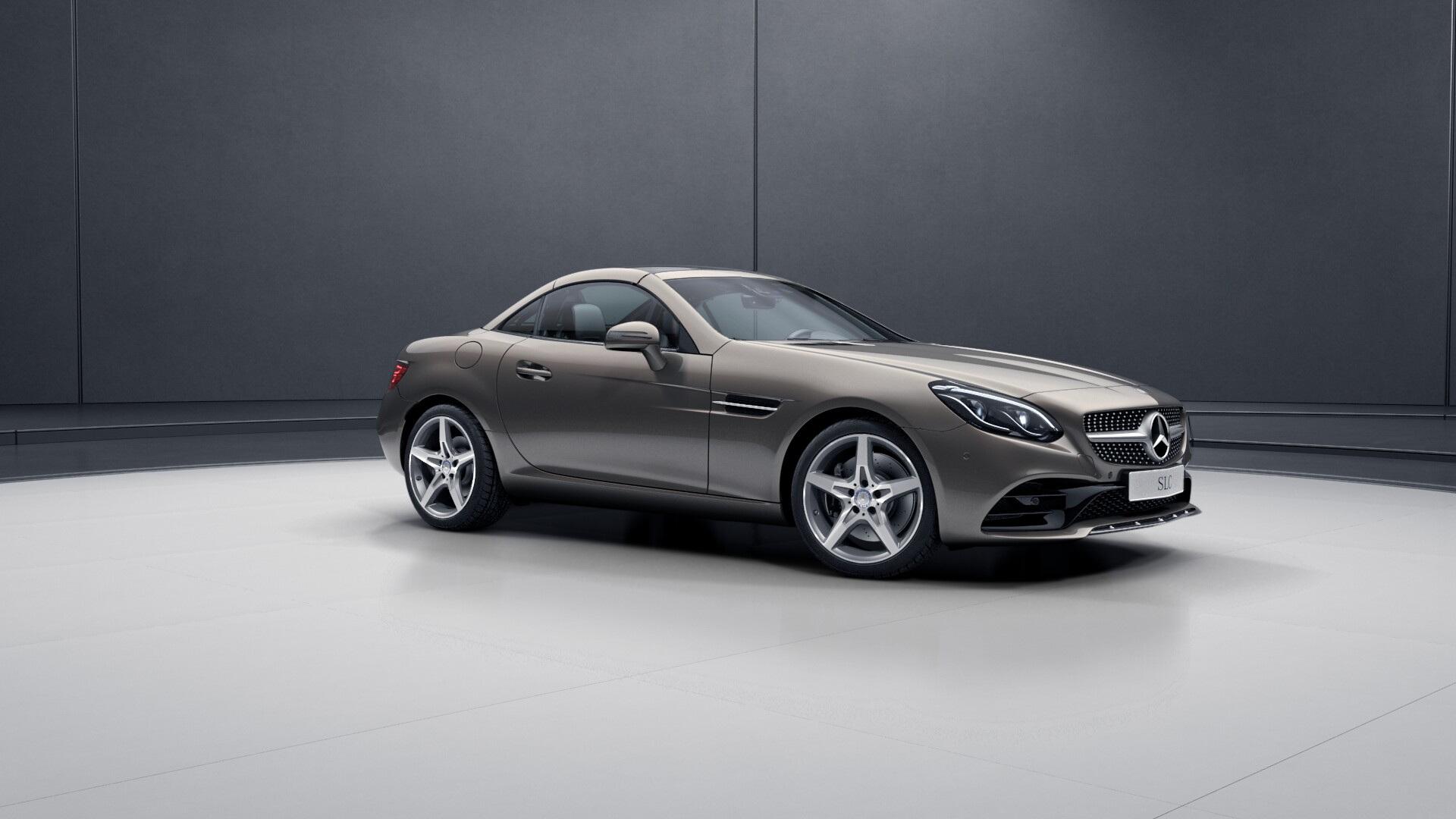 New 2017 mercedes benz slc43 amg 2 door coupe in vancouver for Mercedes benz vancouver