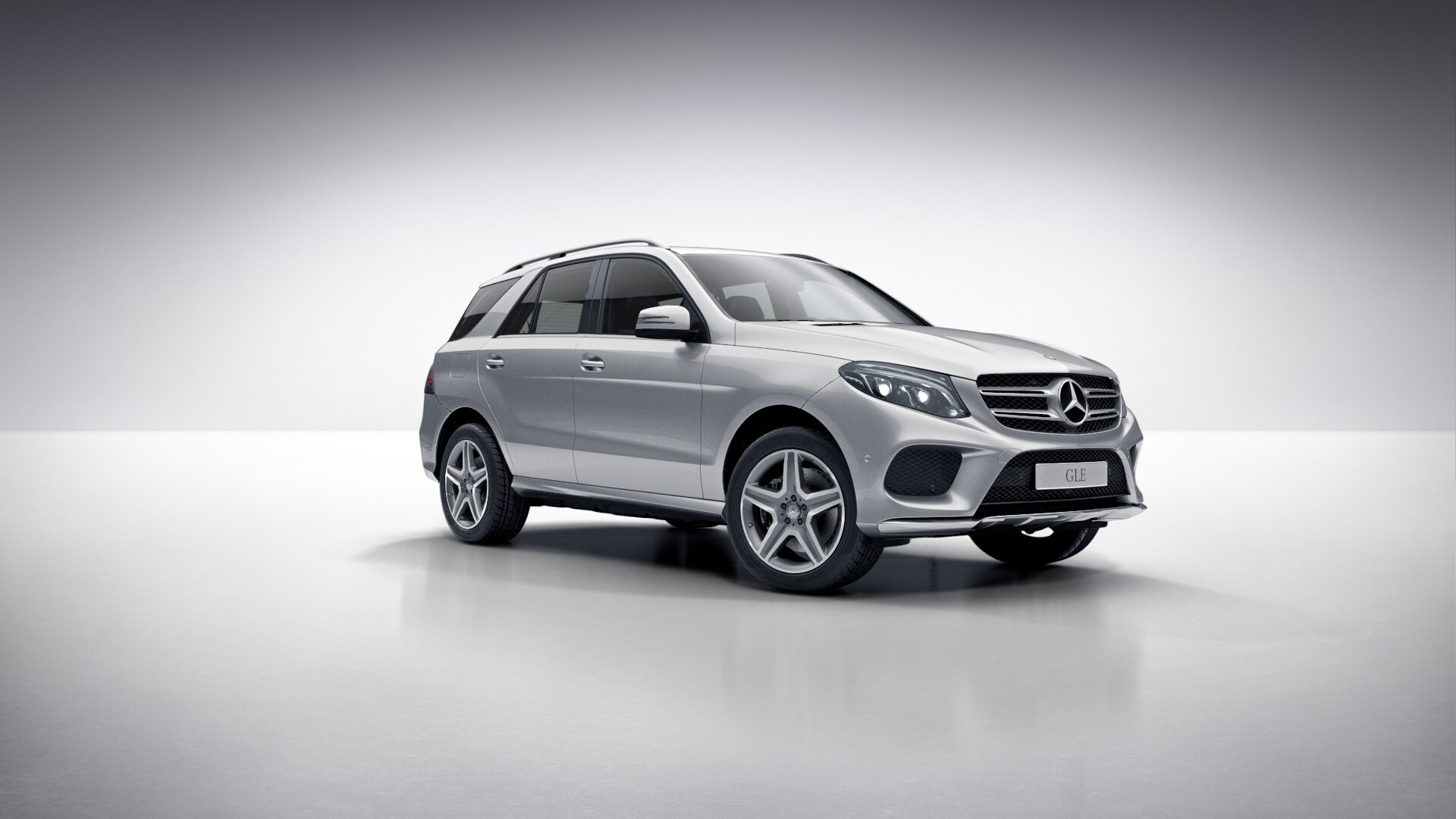 new 2017 mercedes benz gle gle550e suv mb17407at