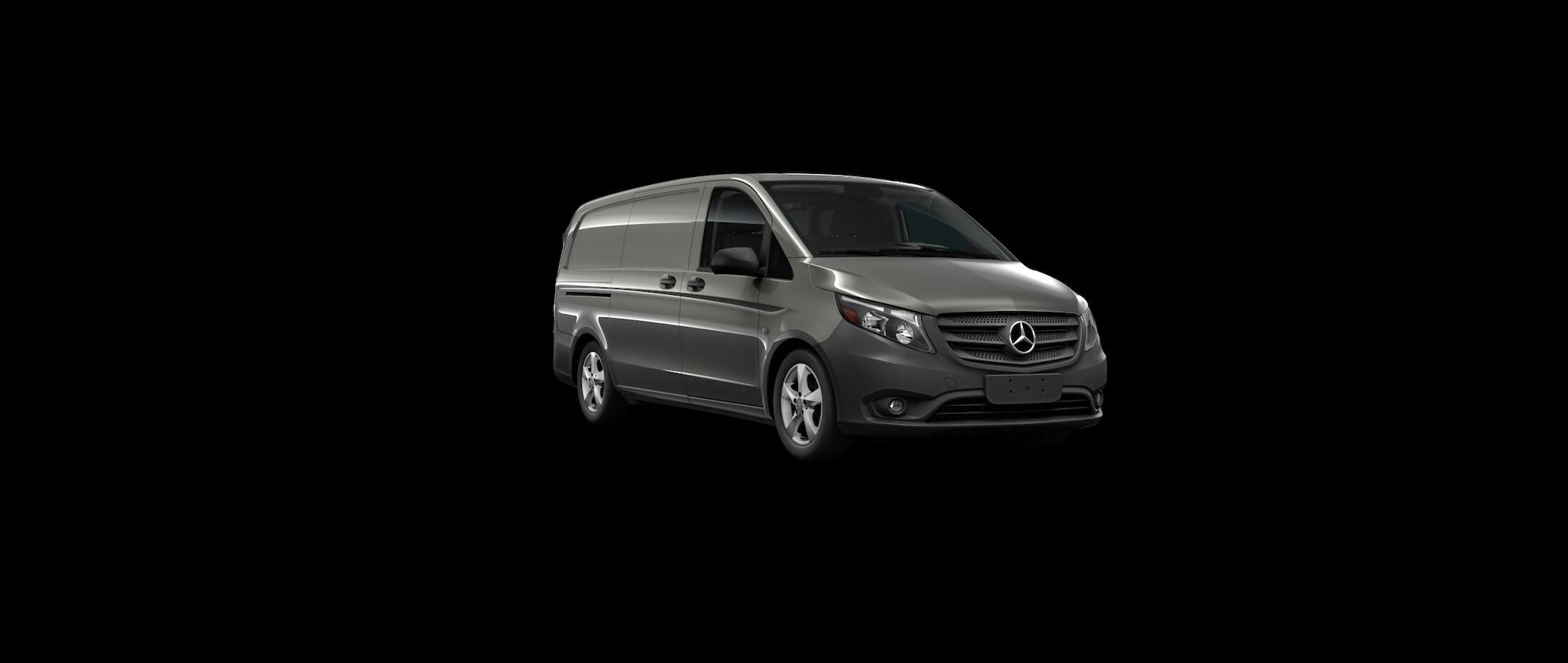 New 2017 mercedes benz metris metris cargo van cargovan for Mercedes benz metris towing capacity