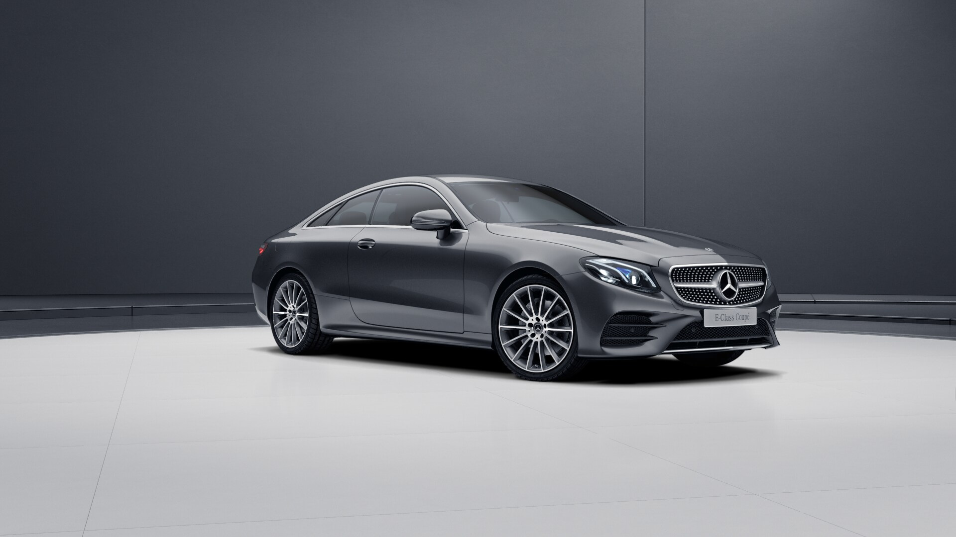 New 2017 mercedes benz e class e550 coupe in whitby for Mercedes benz e550 coupe