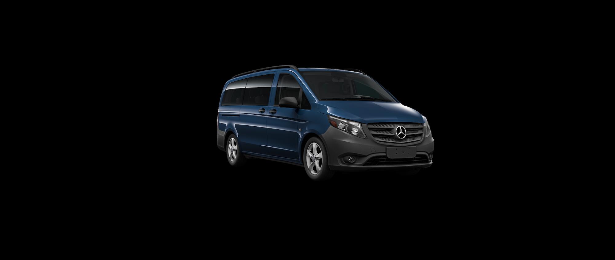 New 2017 mercedes benz metris metris passenger van van for Mercedes benz metris passenger
