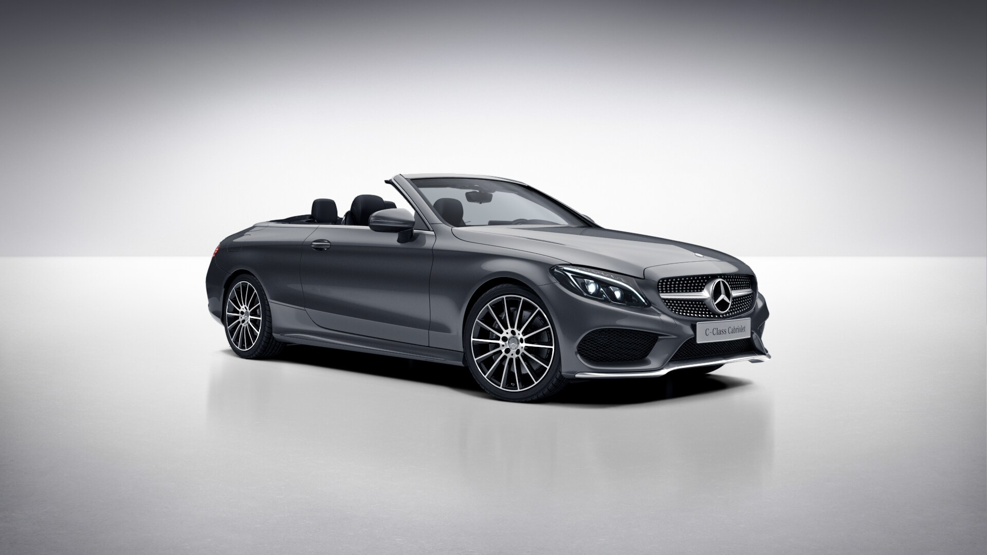 New 2017 mercedes benz c class c63 s amg cabriolet in for Mercedes benz 300 amg