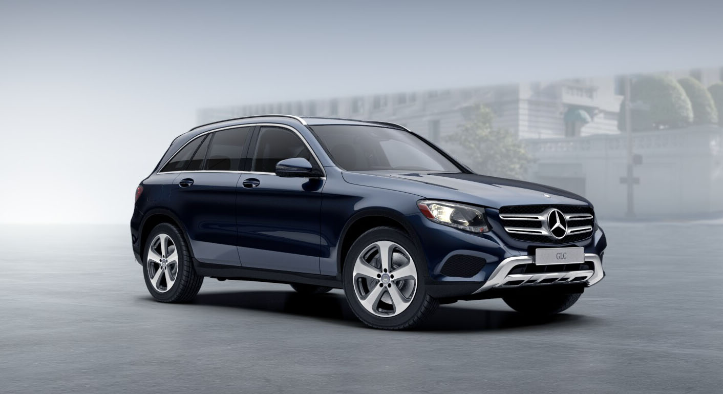 New 2017 Mercedes Benz Glc Glc300 Suv Mb17936 Mercedes