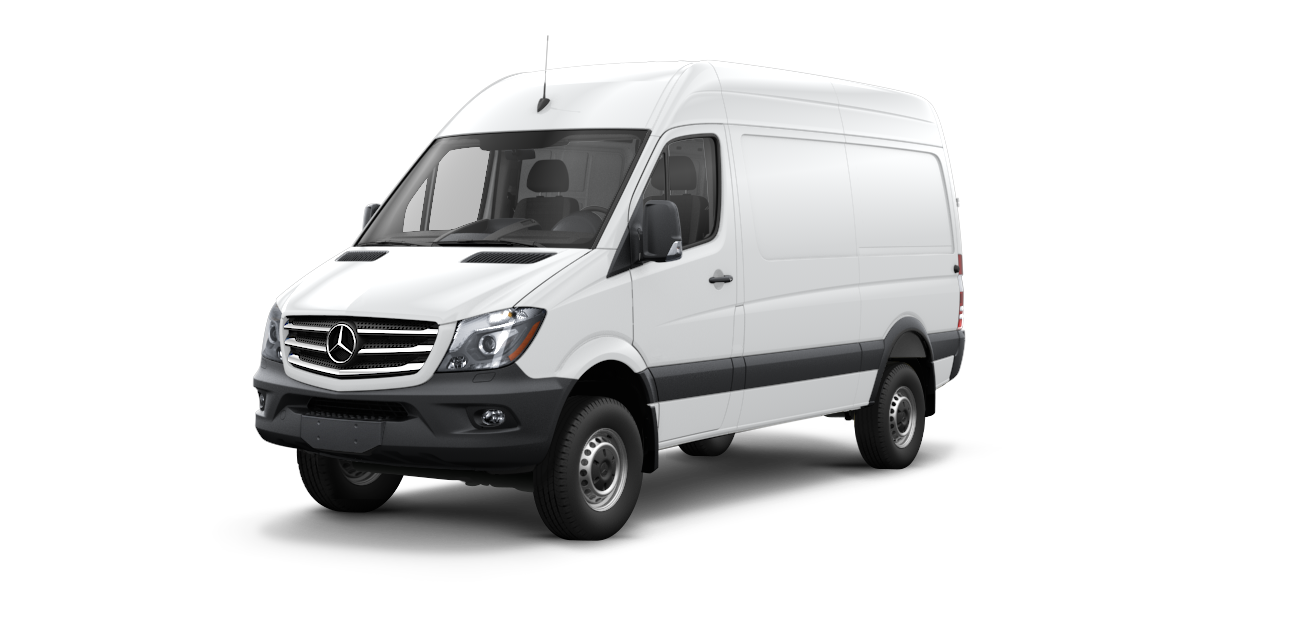 Demo 2017 mercedes benz sprinter 2500 passenger sprinter for Mercedes benz sprinter canada