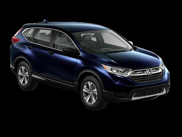 New 2018 Honda CR-V LX AWD Sport Utility in Aurora #57520   Valley Honda