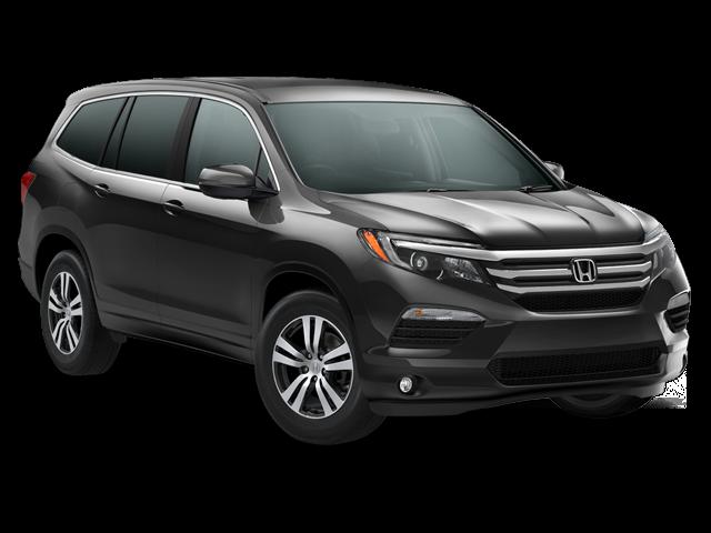 New 2018 Honda Pilot EX AWD