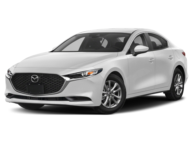 New 2019 Mazda3 GS