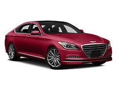 New Hyundai Genesis 3.8L