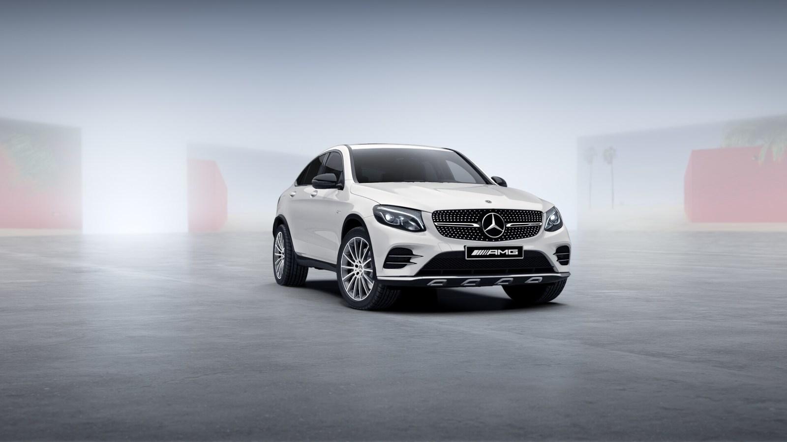 New 2017 Mercedes-Benz GLCGLC43 Rear Wheel Drive COUPE