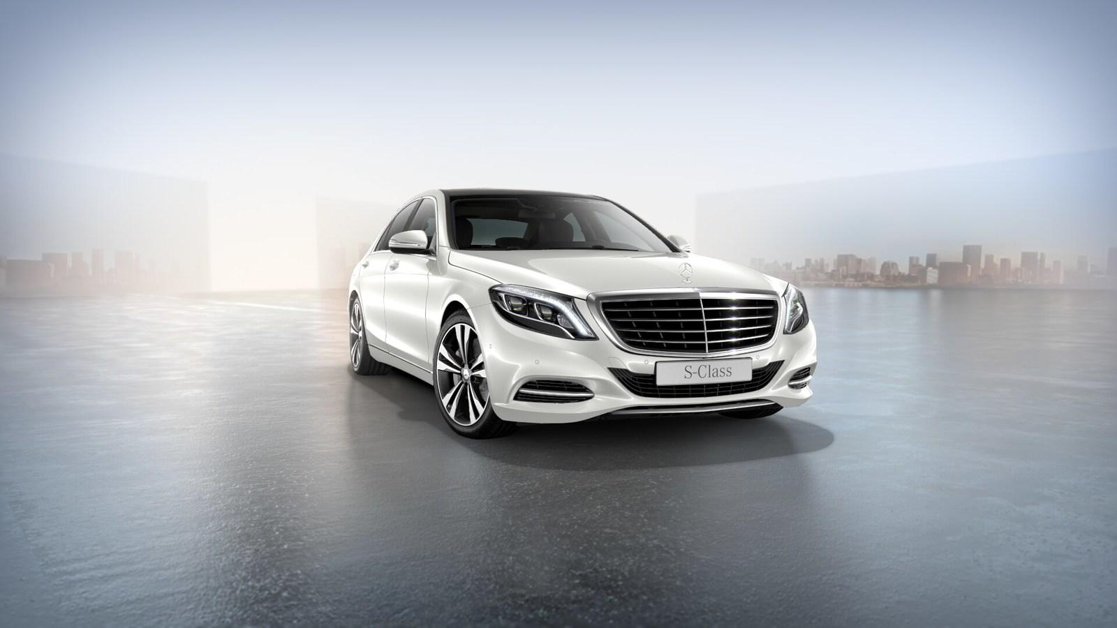 New mercedes benz s class mercedes benz vancouver retail for Mercedes benz vancouver
